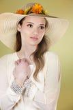 Spring woman Stock Image