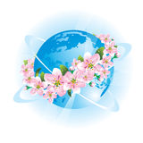 Spring World Royalty Free Stock Photo