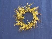 Spring Wreath Royalty Free Stock Photos