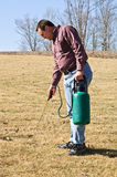 Spring Yard Maintenance royalty free stock photography