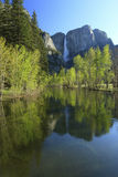 Spring in Yosemite Valley Royalty Free Stock Images