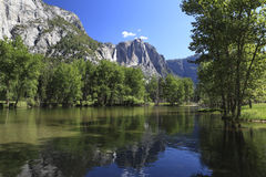 Spring in Yosemite Valley Stock Image