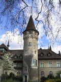 Spring Zurich Royalty Free Stock Photography