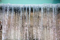 springbrunn Arkivfoto