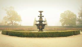 springbrunn Arkivbild