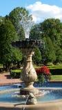 springbrunn Arkivbilder