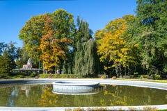 springbrunn Royaltyfri Fotografi