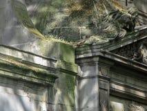 Springbrunn av Medici, Paris arkivbild