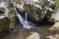 Springbrunn av Tran arkivfoto