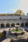 springbrunn guatemala Royaltyfria Foton