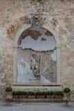 springbrunn neptune royaltyfri fotografi