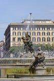 springbrunn rome Royaltyfri Foto