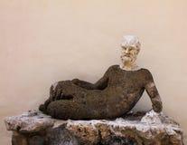 springbrunn rome arkivfoton