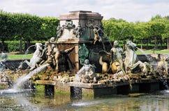 springbrunnar Arkivbild
