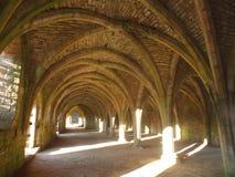 Springbrunnar Abbey2 Arkivfoto