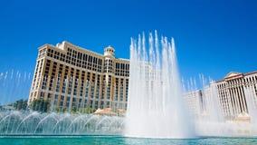 Springbrunnar av Bellagio Royaltyfria Foton