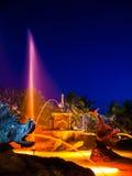 Springbrunnar i Dominikanska republiken Royaltyfri Fotografi