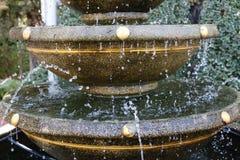 Springbrunnen Arkivbilder