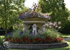 Springbrunnen på härskande ` s parkerar Royaltyfri Fotografi
