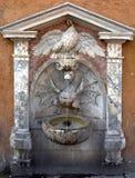 springbrunngragon Royaltyfria Foton
