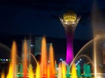 springbrunnlampa Royaltyfri Bild