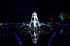 springbrunnlampor Fotografering för Bildbyråer
