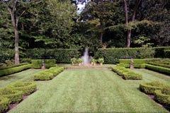 springbrunnträdgård Royaltyfri Foto