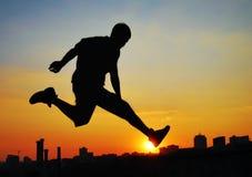 Springen Sie -2 Lizenzfreie Stockfotografie