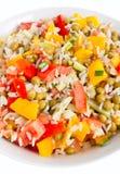 Springender Joe-Salat stockbild