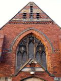 Springfield hall. Events and activities to be found in this old church hall in sandiacre Royalty Free Stock Photo