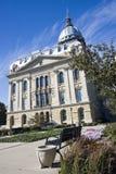 Springfield, Illinois - condizione Campidoglio Fotografie Stock Libere da Diritti
