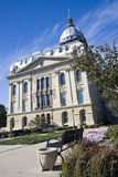 Springfield, Illinois - State Capitol Royalty Free Stock Photos