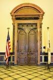 Springfield, Illinois - Zustand-Kapitol Lizenzfreie Stockbilder