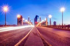 Springfield massachusetts city skyline early Stock Photo