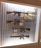 Springfield massachusetts usa armory museum. Armory Museum of Springfield in state Massachusetts of USA is great American historical heritage starting from 18 stock image