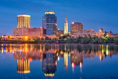 Springfield, Massachusetts, USA Stock Images