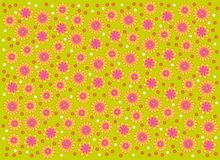 Springflowers illustration stock