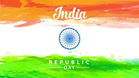 Conceptual art design for india independence day