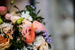 Springlike bouquet Royalty Free Stock Images