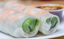 Free Springrolls Stock Photography - 2206362
