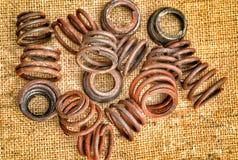 springs Stock Foto