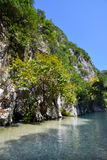 Springs of Acheron river Royalty Free Stock Photography