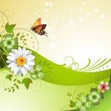 Springtime background Royalty Free Stock Photos