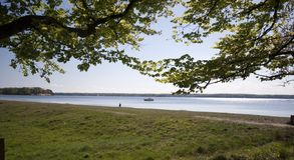 Springtime Beach Royalty Free Stock Images