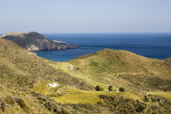 Springtime in Crete Royalty Free Stock Photography