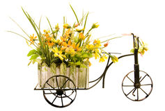 Springtime Delivery Stock Photo