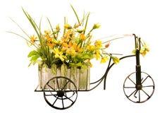 Springtime Delivery stock photo