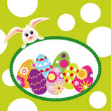 Springtime Easter holiday wallpaper Royalty Free Stock Photography