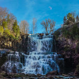 Springtime at the Falls Royalty Free Stock Photography