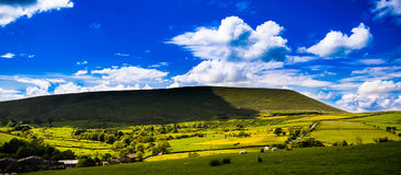 Springtime in Forest of Bowland Stock Photos